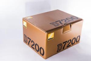 Nikon D DSLR - BOX ONLY