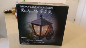 Outdoor Motion Sensor Light
