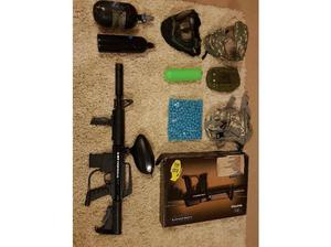 Paintball Equipment in Diss