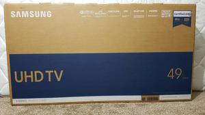 "SAMSUNG UE49MU"" Smart 4K Ultra HD HDR LEd TV"