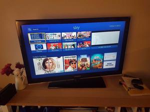 Samsung LE40Cinch; Full HD p TV - FOR SALE IN READING