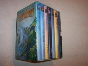 The Chronicles of Narnia new boxed set - hardback