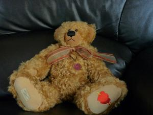 deans I love you bear for sale