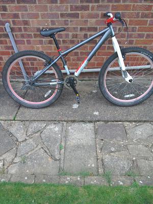 xrated mesh jump bike