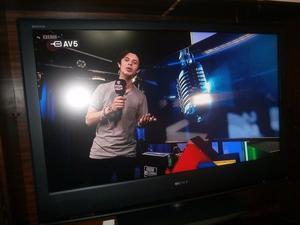 46 Sony KDL46S Bravia HD Ready Digital Freeview LCD TV