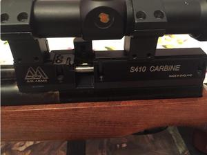 Air arms s410 carbine.22 in Bristol