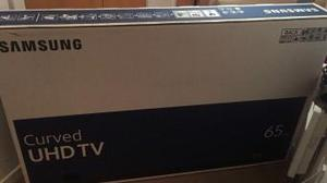 """Brand New Boxed Samsung 65"""" Curved TV"""