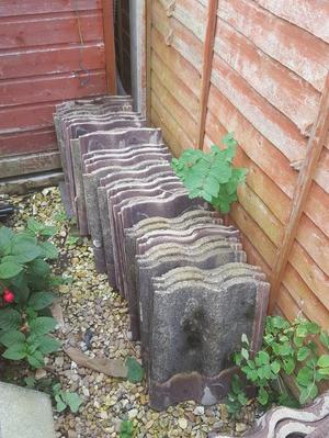 For sale roof tiles