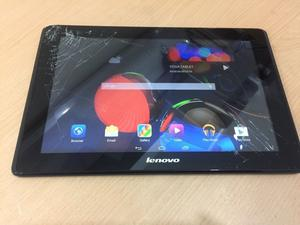 "LENOVO TAB A"" Quadcore 16GB Blue A-F Cracked"