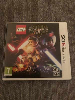 Lego Star Wars - The Force Awakens (Nintendo 3DS)