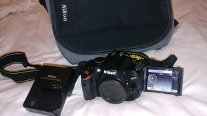 Nikon D body