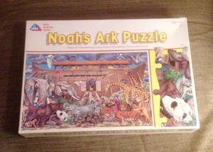 Noah's Ark Puzzle From Early Learning Centre. Complete And Good Condition.