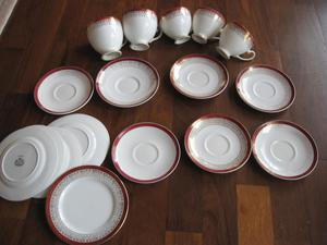Royal Grafton Cups and saucers