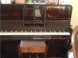 Upright piano in Caerphilly
