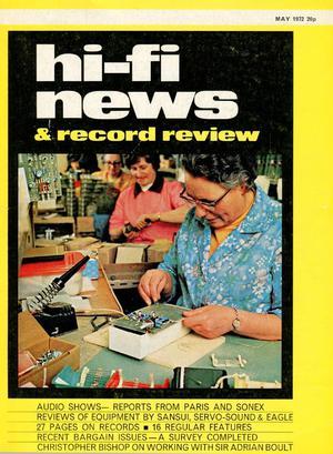 's Hi-Fi Magazines