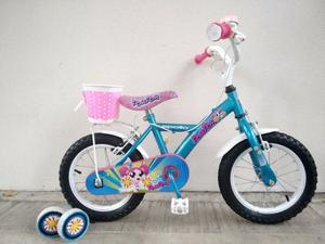 "("" APOLLO Girls Kids Childs Bike Bicycle + STABILISERS; Age:  cm"