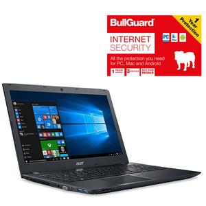Acer Aspire E15 ETU Laptop TB With BullGuard