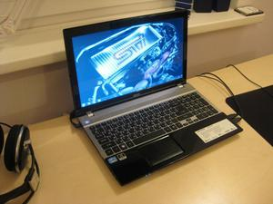 Acer Aspire VGB, Intel Core i5 2nd Gen.,