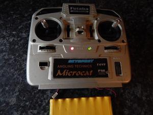 Angling Technics Microcat / viper Bait Boat Handset