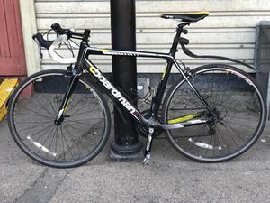 Boardman team carbon road bike 55.5cm