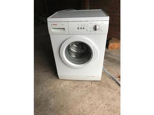 Bosch washing machine in Cardiff
