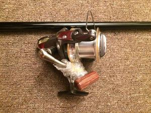 Brent new rods and reels combos