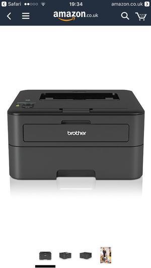 Brother HL-LDW A4 Mono Laser Printer