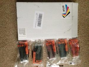 Canon Compatible Ink Cartridges (New) CLI551XL/PGI550XLBK used with Canon MG