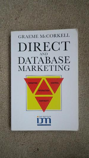 Direct and Database Marketing Targeting Interaction Control