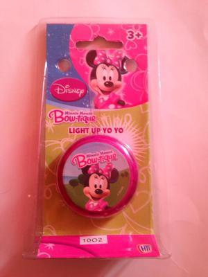 Disney Minnie Mouse Boutique Light Up Yo-Yo