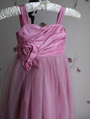 Flowergirl dress for 4 year old.