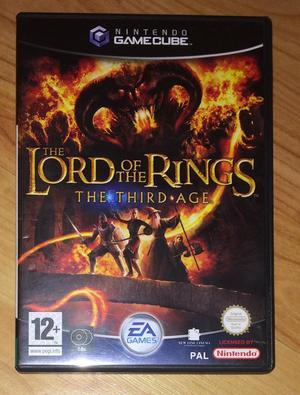 GameCube Lord of the Rings The Third Age Game