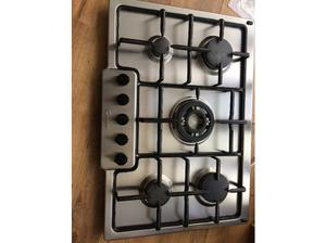 Gas hob like new excellent condition 5 burner in Sheffield