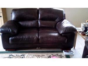 Leather Sofas in Lockerbie