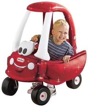 Little tikes cozy coupe limited edition car