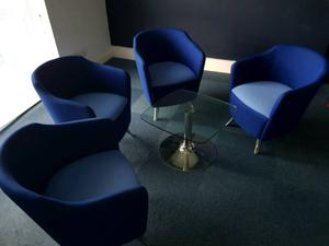 Office Furniture/Chairs/Desks/Cabinets/Meeting Table/Armchairs/Coffee Table and More FROM £ ***