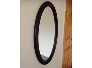 Oval Shaped Mirror in Walsall
