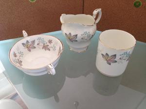 Paragon Enchantment creamer jug beaker deep bowl