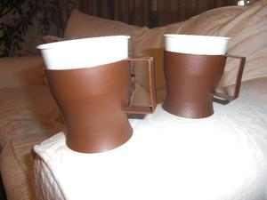 Plastic Cups and Holders