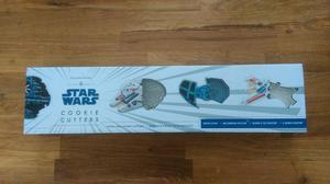 Set of four Star Wars Cookie Cutters