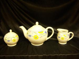 Staffordshire table ware