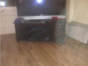 TV TABLE HANDMADE IN OAK WOOD in Westminster