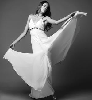 Temperley Wedding Dress Harlow. SAMPLE size