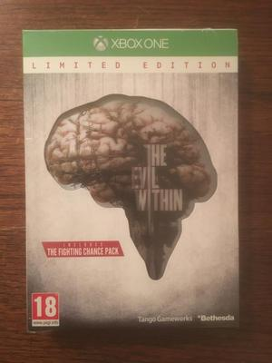 The Evil Within Limited Edition (Microsoft Xbox One, ) New Sealed