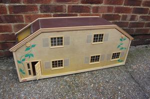 Vintage Lundby dolls house and furniture