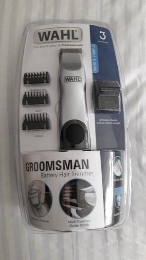 WAHL – Groomsman Battery Hair Trimmer