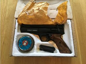 Webley Tempest Deluxe.22 cal in Leicester