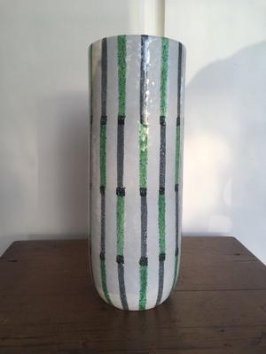 mid-century Italian vase