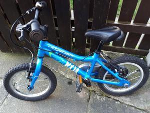 14 inch ridgeback boys bike
