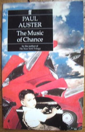 2 books by Paul AUSTER (The Music of Chance/ Oracle Night)
